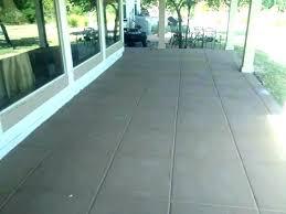 paints for concrete patio best paint for concrete patio