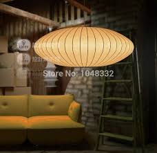 bubble lamp shade 2016 nordico george nelson saucer pendant lights 16