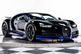 The chiron is the fastest, most powerful, and exclusive production super sports car in bugatti's history. Used 2019 Bugatti Chiron For Sale Sold Marshall Goldman Cleveland Stock B21820