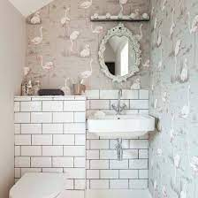 small spaces downstairs toilet ideas