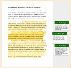 counter argument essay example essay checklist counter argument essay example screen shot 2015 10 15 at 4 19 49 pm png
