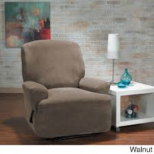 cover furniture. Hanover Stretch Recliner Slipcover And Gray Cover Furniture T