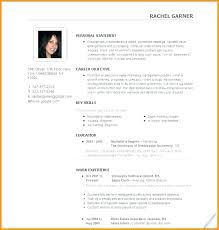 Effective Resume Format Extraordinary Stylish Decoration Most Effective Resume Format Template Resumes And