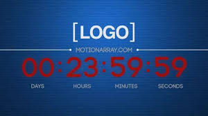 countdown templates countdown after effects templates motion array