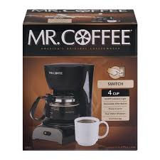 1 out of 5 & up & up. Mr Coffee America S Original Coffeemaker 4 Cup 1 Ct Instacart