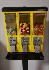 Vending Machine History Beauteous Bubble Gum Machine Who Invented Gumball Machine