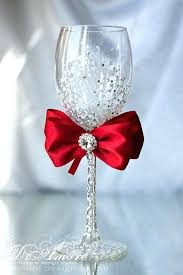 wine glass decorating ideas 1 glass decoration ideas vase for wedding awesome craft using wine glasses wine glass decorating