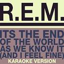 The End of the World (Karaoke Version)