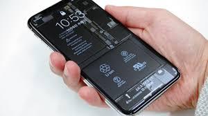 Iphone Xを分解した気分が味わえる壁紙登場ベゼルレスの大画面に進化し