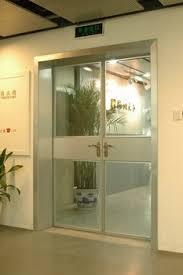 frosted glass office door. Double Glass Door,swing Door,office Interior Door For Office Partition, Hotel Frosted