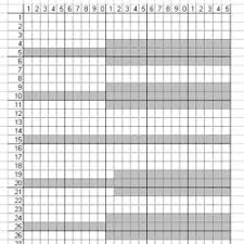 Knitting Chart Maker Illusion Knitting Wikipedia