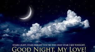 Good Night My Love Hd Wallpaper Good Night Love Wallpaper