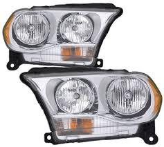 2012 Dodge Durango Fog Light Bulb Replacement Amazon Com Headlight Replacement For Dodge Durango Driver