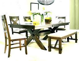 farm style dining room table and benches small round farmhouse chairs bench design ideas with shabby