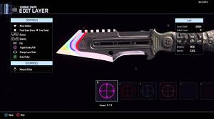 rainbow camo in black ops best knife paint job tutorial rainbow camo in black ops 3 best knife paint job tutorial black ops 3 paint job beta