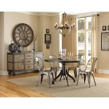 Holz Und Metall Esszimmer Stuhl Stühle Dining Room