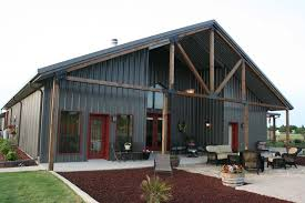 metal building homes cost. Benefits Of Residential Metal Buildings With Living Quarters Building Homes Cost Pinterest