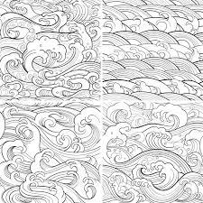 Contour Patterns Unique Decorating Ideas