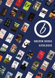 page 1 oberon books catalogue