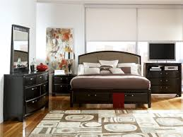 Mirrored Furniture For Bedroom Black And Mirrored Bedroom Furniture Raya Furniture