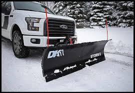 detail k2 personal snow plow auto accessories manufacturer dk2 personal snow plows