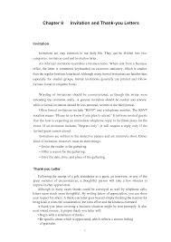 Awesome Formal Thank You Letter Template Template