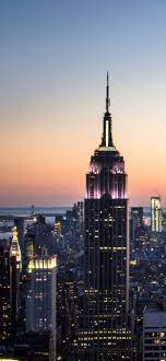 New York City 4K Wallpaper, Aerial view ...
