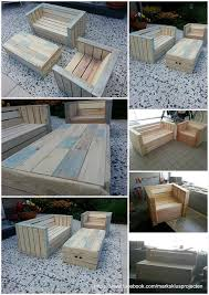 furniture made from skids. Outdoor Furniture Made With Pallets | 99 Https://paintingcontractorsindelhi.wordpress. From Skids E