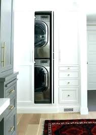 amusing laundry closet dimensions washer dryer closet cabinet depth washer and dryer best washer dryer closet ideas on laundry in washer dryer closet