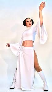 princess leia costume plus size diy