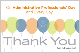 Administative Day Admins Are Awesome Administrative Appreciation Day