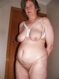 Mature old fat bbw grannie tgp