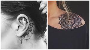 Tatuaggi Mandala Significato E Zona Dal Braccio Alla Spalla Foto