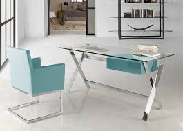 image modern home office desks. Contemporary Desks For The Home Office With High Gloss Desks, White Corner Image Modern E