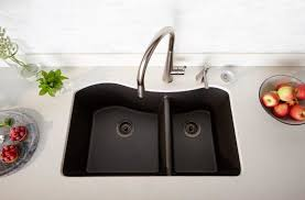 Lyons Industries DKS22IDTB Black Ideal Acrylic Kitchen Sink Acrylic Kitchen Sink