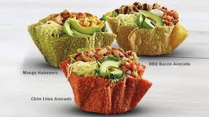 El Pollo Loco Nutrition Chart El Pollo Loco Reveals New Tostada Menu Chew Boom