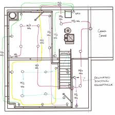 wiring a basement bedroom