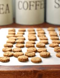 these easy homemade dog treats are made with some of your favorite carrot cake ings but
