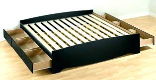 king platform storage bed. Platform Bed Storage King Beds With  Frame Headboard Furniture .