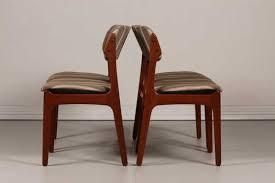modern modern chairs inspirational erik buch for oddense maskinsnedkeri a s set 4 dining chairs od