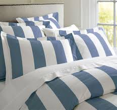 duvet covers 33 very attractive design blue and white striped quilt oxford stripe cover set range