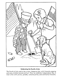 Small Picture Fireworks Safety Printables Coloring Coloring Pages