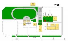 Stampede Rodeo Seating Chart Venue Maps Medicine Hat Exhibition Stampede
