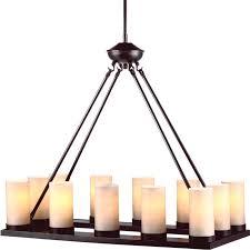 warwick 12 light candle style farmhouse chandelier