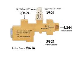 brake proportioning valve question the ford torino page forum com itm 67 73 cougar disc brake proportioning valve 231082765082 pt motors car truck parts accessories fits model%3atorino hash