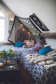 Studio Tour: Step Inside Artist Sam Malpass's Bohemian World. Bohemian  Studio ApartmentHippie Bedroom DecorBohemian ...