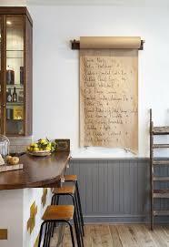 Butcher Design Ideas Hanging Butcher Paper Roll Can Make A Wall Interesting
