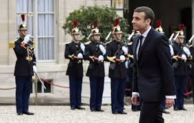 First Woman Cabinet Member 4 Takeaways On Emmanuel Macrons First Cabinet Politico