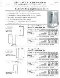 standard shower door height stupefy sizes opening size s interior design 40