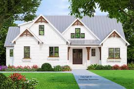 Modern Farmhouse Home Designs Plan 710058btz Modern Farmhouse Plan With Optional Second